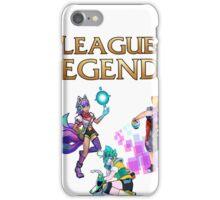 Arcade League Of Legends iPhone Case/Skin