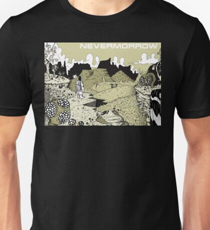 Nevermorrow Landscape Unisex T-Shirt