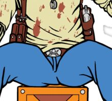 Nathan Drake - The Relics Hunter Sticker
