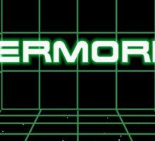 Nevermorrow Logo Sticker