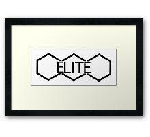 Elite Clothing Framed Print