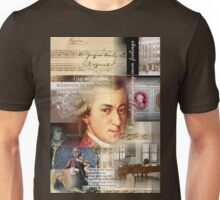 mozart Unisex T-Shirt