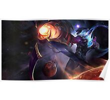 Varus Dark Star / League Of Legends Poster
