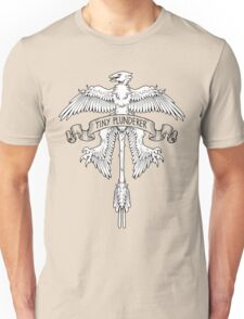 Microraptor - The Tiny Plunderer Unisex T-Shirt