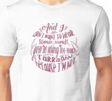 Too much tarragon Unisex T-Shirt