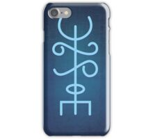 friendship viking rune iPhone Case/Skin