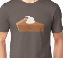 Pumpkin Pie Love - Autumn - Cute Illustration Unisex T-Shirt