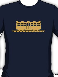 Animal Crossing train (large) T-Shirt