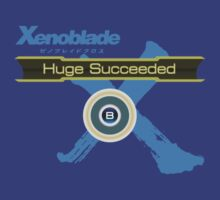 Huge Succeeded - Xenoblade Chronicles X Blue by mstachiw