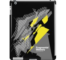 Fragmental Memory /// iPad Case/Skin