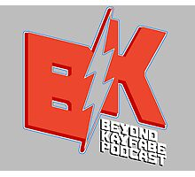 Beyond Kayfabe Podcast - THE NEW NEW BEYOND Photographic Print