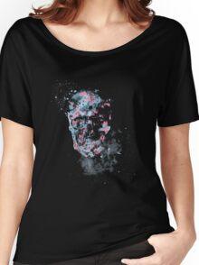 diamond skull Women's Relaxed Fit T-Shirt
