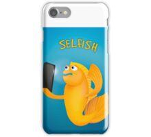 SELFISH iPhone Case/Skin