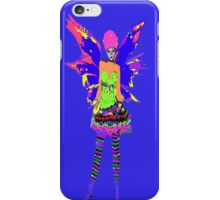 Fairy Punk iPhone Case/Skin