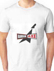 Random Axe Classic Logo Unisex T-Shirt
