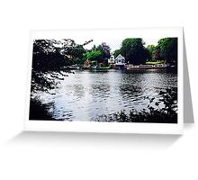 River view 3 Greeting Card