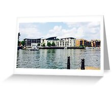 River view 4 Greeting Card