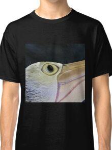 Pelican portrait, Port Douglas, Queensland Australia Classic T-Shirt