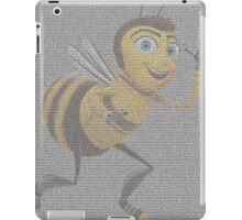 bee movie script iPad Case/Skin