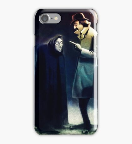 Young Doctor iPhone Case/Skin