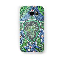 Green Sea Turtle Samsung Galaxy Case/Skin