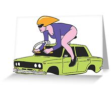 specialized bikes Greeting Card