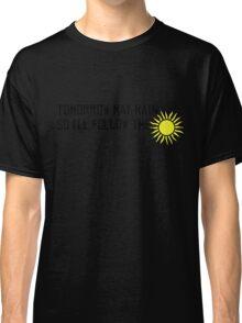 I'll Follow The Sun The Beatles 60s Rock Music Song Lyrics Classic T-Shirt