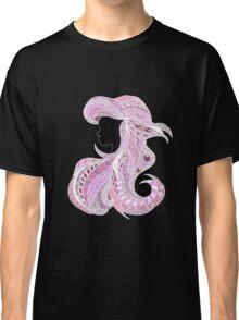 Pastel Pink Ariel Classic T-Shirt