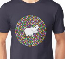 Happy Hippo Unisex T-Shirt