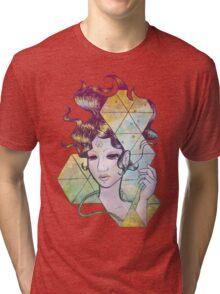 Geode Lady Tri-blend T-Shirt