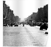 Avenue des Champs-Elysées  Poster