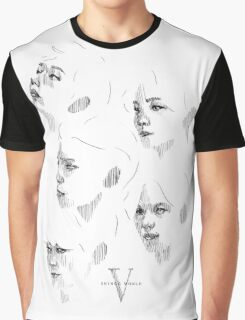 Shinee World V Graphic T-Shirt
