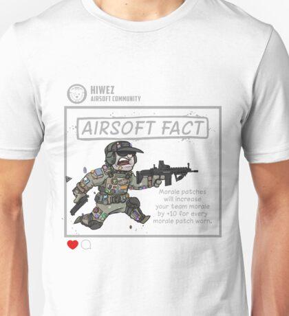 Airsoft Fact 1 Unisex T-Shirt