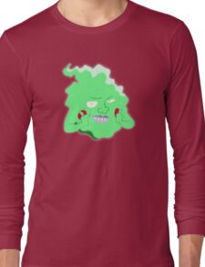 Dimple Long Sleeve T-Shirt