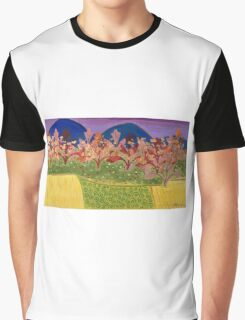 Foliage Graphic T-Shirt