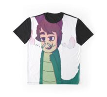 Leafy Is Here  Graphic T-Shirt