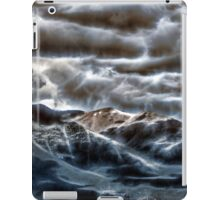 Storm Over The Rockies iPad Case/Skin