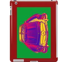 Mercedes Benz 300 SL Convertible Pop Art iPad Case/Skin