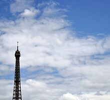 Tower in the sky by Denise Couturier
