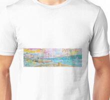 transparências no tejo. tagus river transparencies Unisex T-Shirt