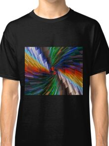 Multimedia swirl Classic T-Shirt