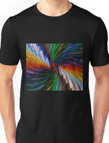 Multimedia swirl Unisex T-Shirt