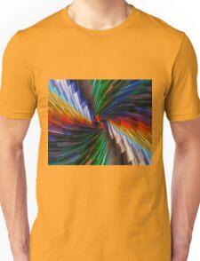 Multimedia swirl Unisex T-Shirt