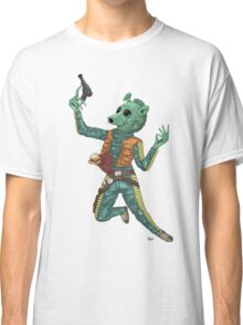 Alien vs. Greedo colored UNofficial Classic T-Shirt