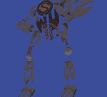 Iron giant by RebeccaMcGoran