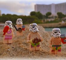 Stormtroopers Holiday (2016) by minifignick