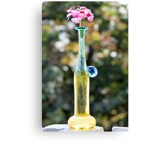 Delicate Touch of Summer Canvas Print