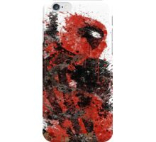 Harley Quinn VS Dead Pool iPhone Case/Skin