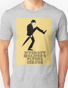 Mycroft Holmes Minister of Silly Walks Unisex T-Shirt