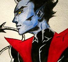 Marvel's Nightcrawler by Amy Elizabeth Lewis